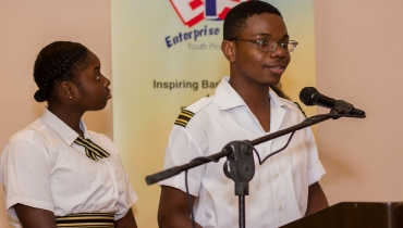 Enterprise In Action Youth Forum at Savannah Beach Hotel